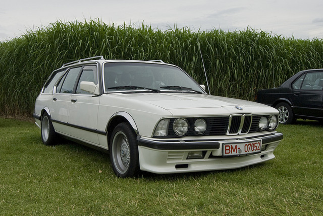 BMW 732i Kombi (Station Wagon) E23