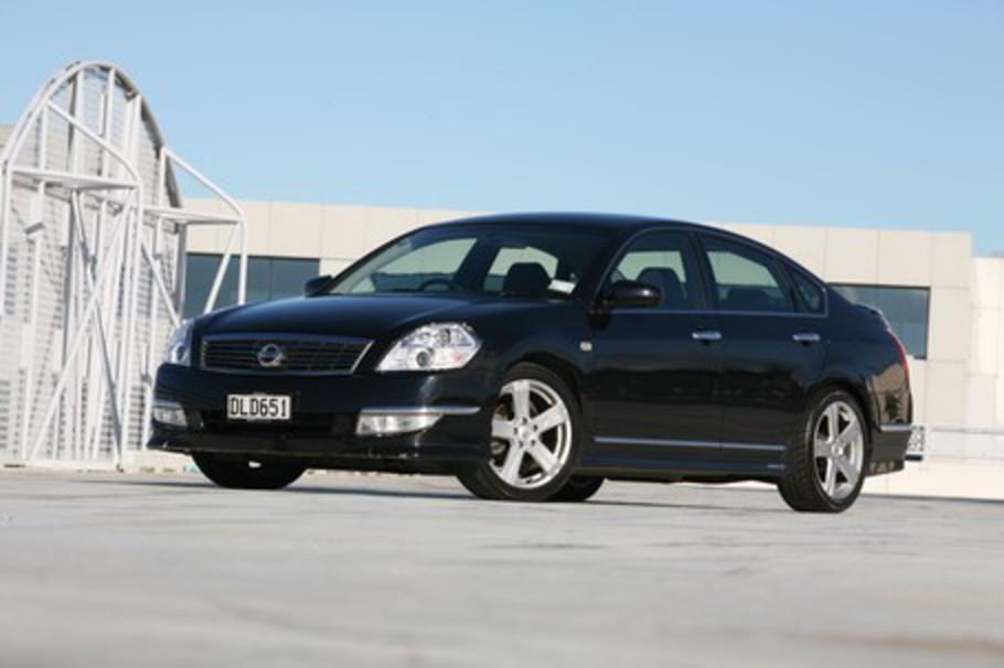 Topworldauto Photos Of Nissan Maxima Spec R Photo Galleries