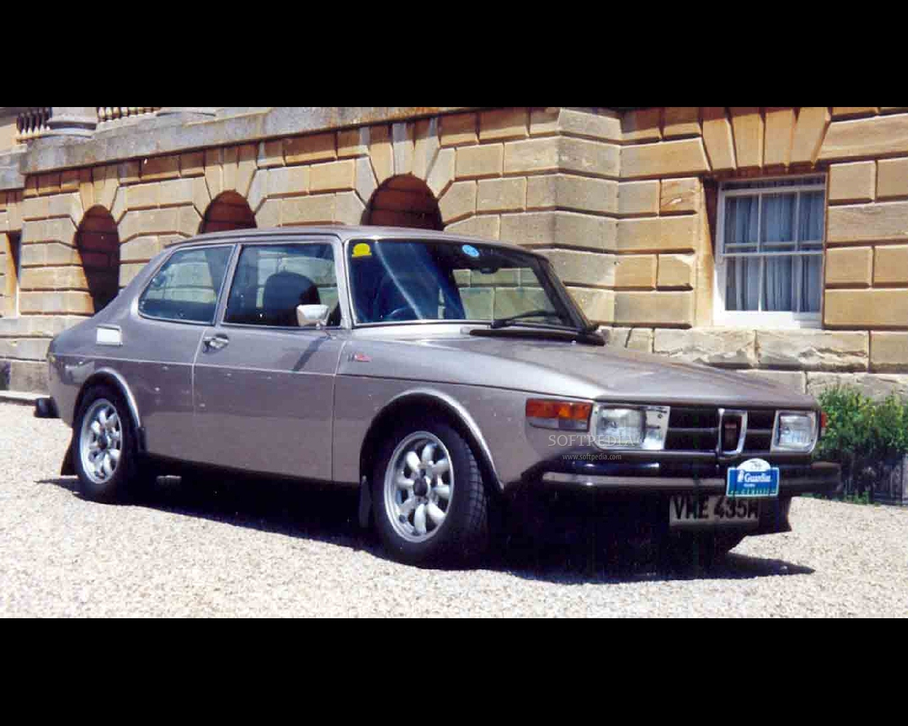 Saab99 Screensaver Screenshots, screen capture - Softpedia