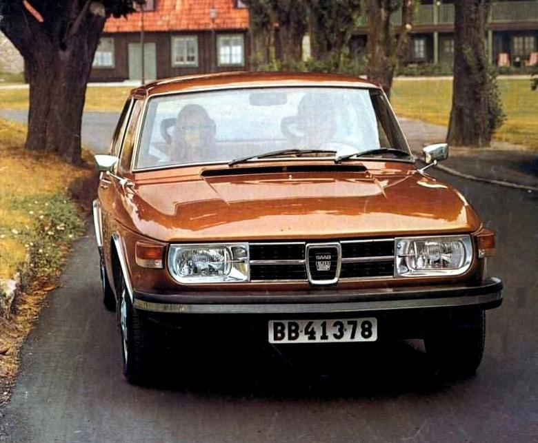 Saab 99 EMS Review and Test Drive | Unique Cars and Parts
