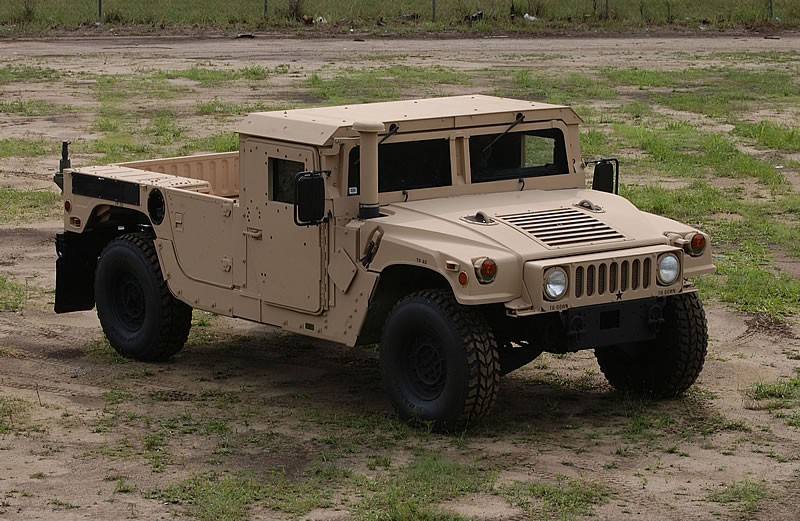 The USA's 2009-11 HMMWV Orders