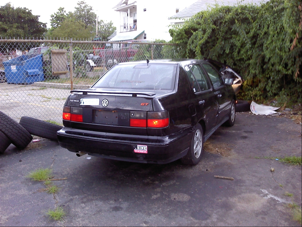 "1997 Volkswagen Jetta GT Sedan 4D ""Black Jack!"" - Woonsocket, RI owned by"