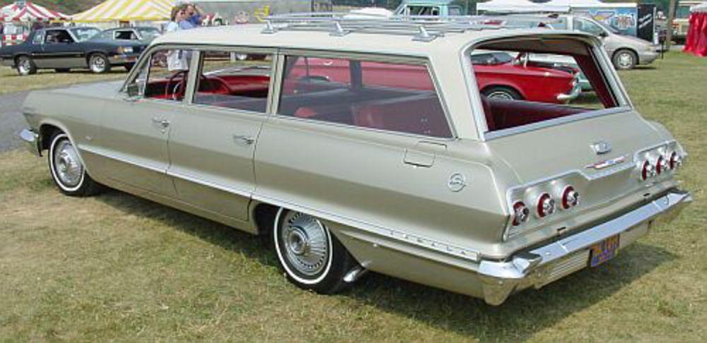 topworldauto photos of chevrolet impala wagon photo. Black Bedroom Furniture Sets. Home Design Ideas