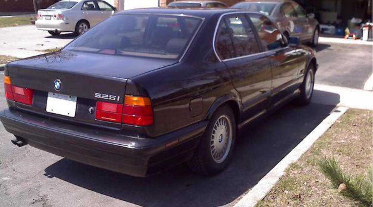 Pictures of 1995 BMW 525i E34