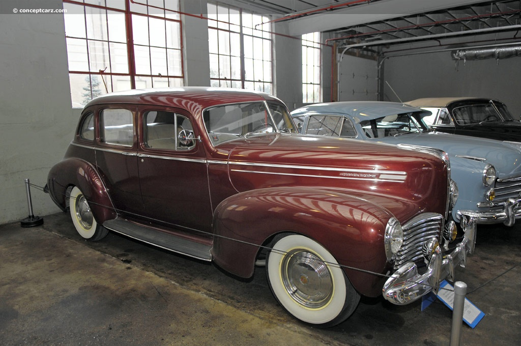 Hudson Terraplane KS 4 Door Sedan Photo Gallery: Photo #11 out of ...