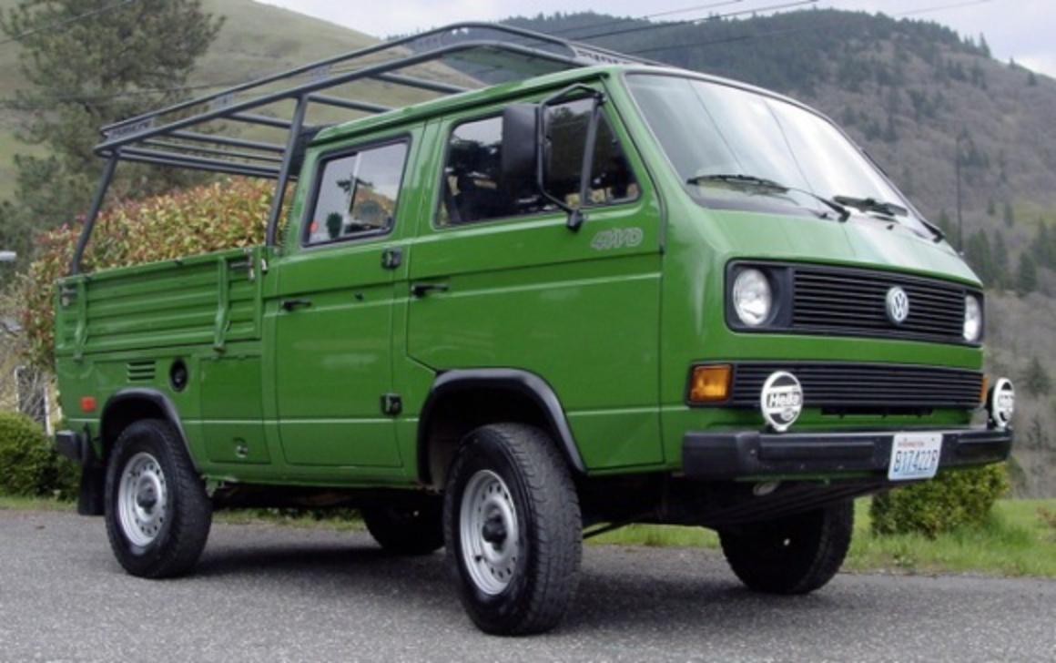 TopWorldAuto >> Photos of Volkswagen Doka - photo galleries