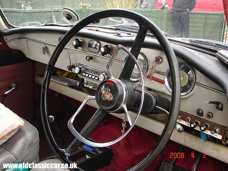 View topic - Austin A55 Cambridge Mk2 1959