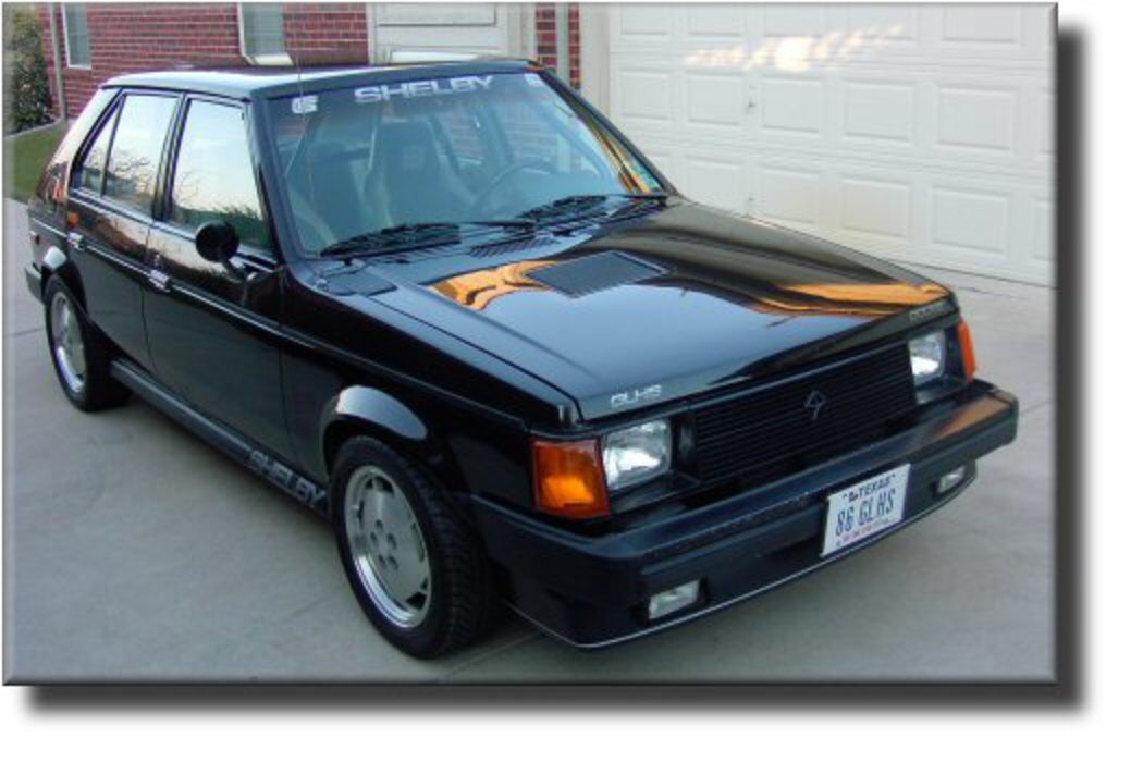 Picture of 1987 Dodge Omni, exterior