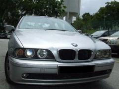 Pictures of BMW 520IA 2.2 TIPTRONIC