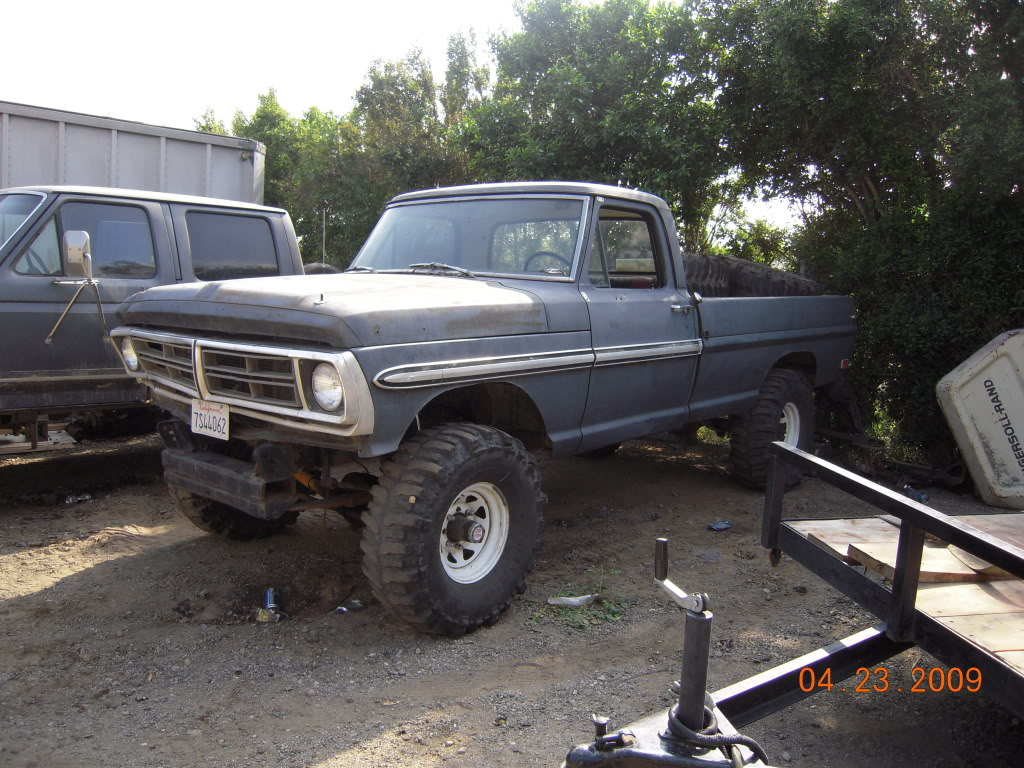 Topworldauto Photos Of Ford F 250 4x4 Photo Galleries 1964 1968 460 V8 Very Low Miles 4 Speed Stick