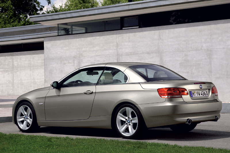 BMW - 320d Cabrio High Executive