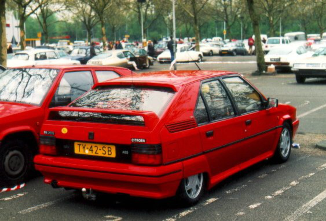 TopWorldAuto Gtgt Photos Of Citroen BX GTI 16V