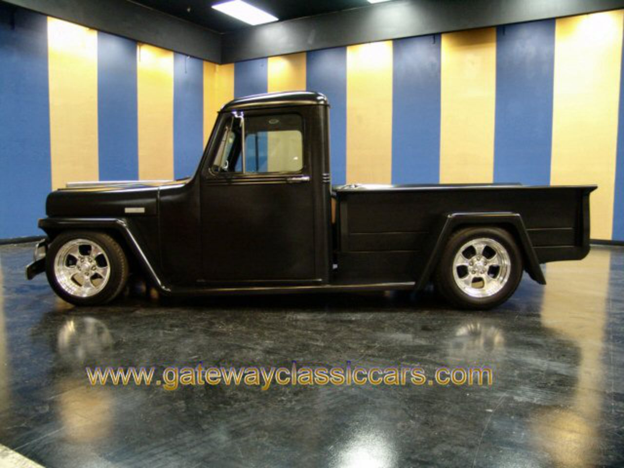 Topworldauto Photos Of Willys Jeep Truck Photo Galleries 1950 Pick Up 1948 Pickup For Sale Gateway Classic Cars