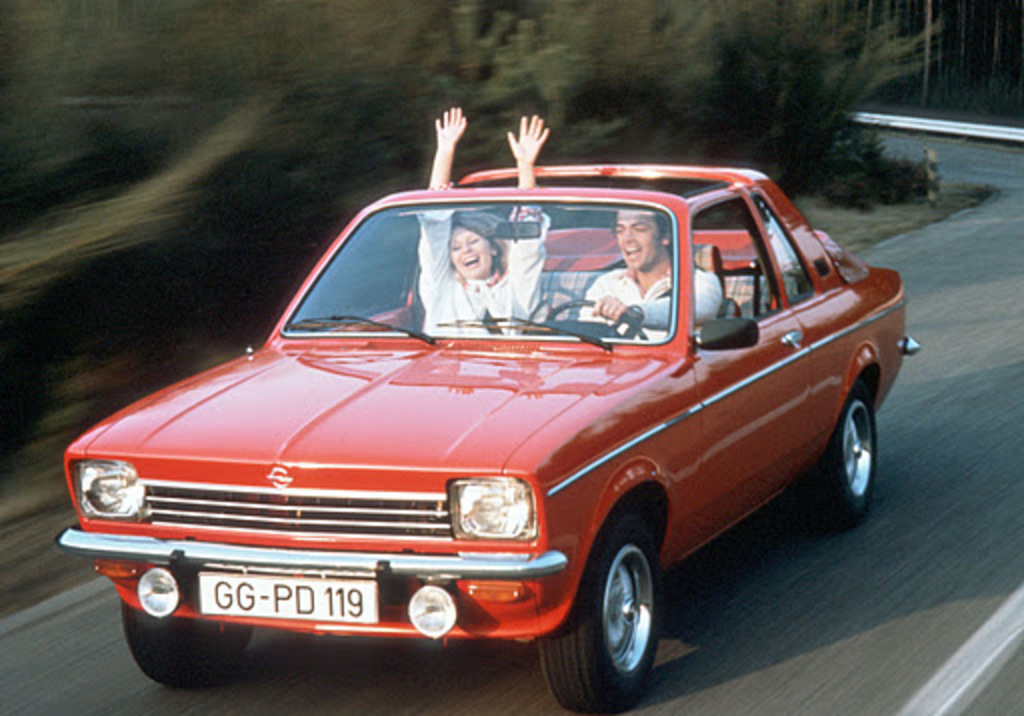 Opel Kadett 14 Club - huge collection of cars, auto news and reviews,