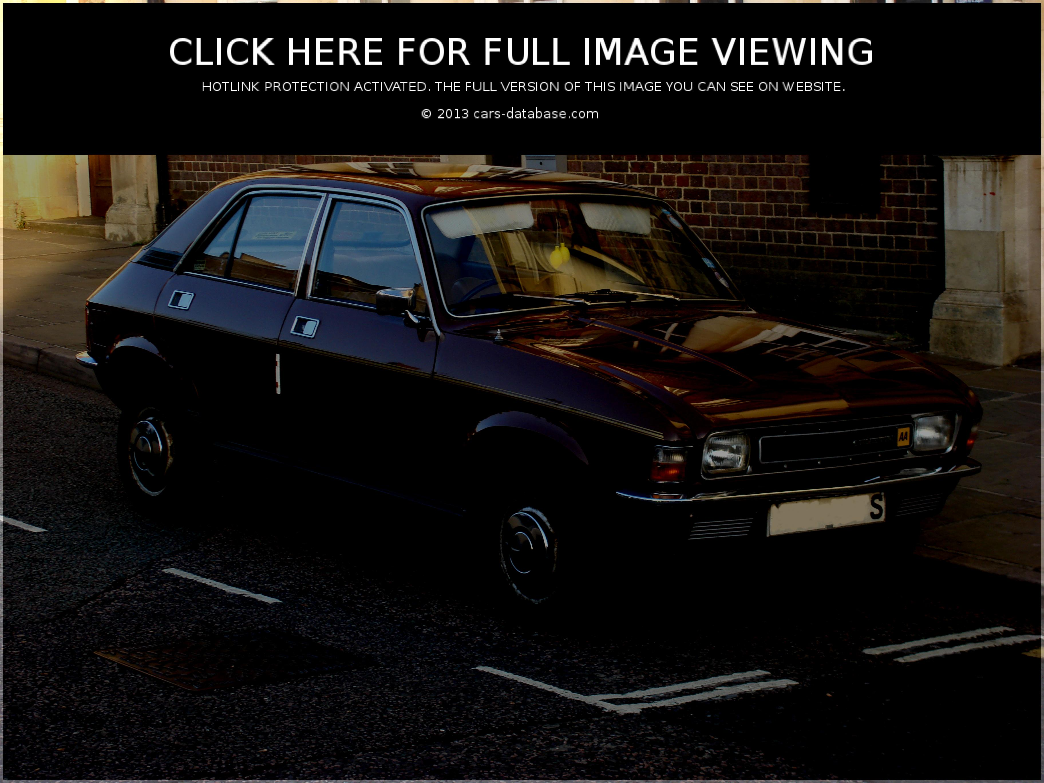 Austin Allegro: Information about model, images gallery and ...