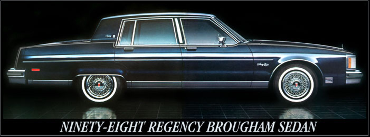 Oldsmobile 98 Regency. View Download Wallpaper. 701x259. Comments