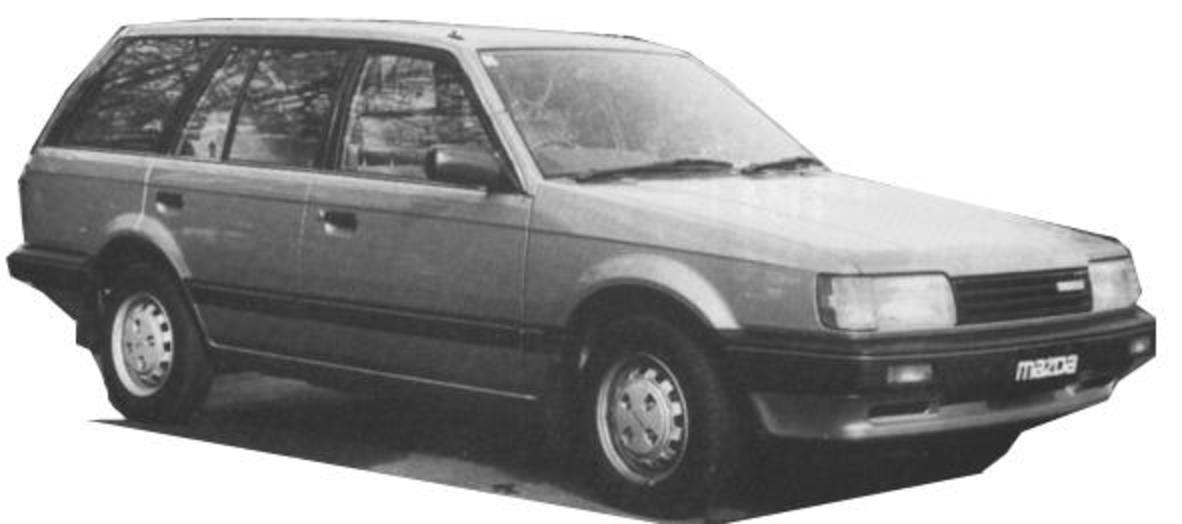 FEATURES: Update model introduced '88. Similar to LX S/W but has additional