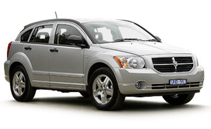 2006 Dodge Caliber SXT CRD 5-dr hatch Car Review