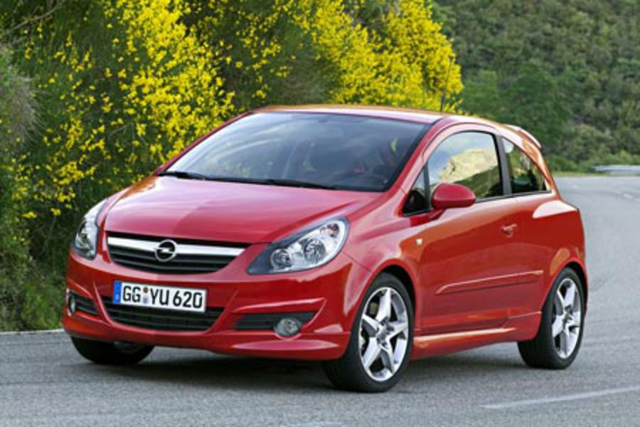 Opel corsa t (68 comments) Views 49904 Rating 59