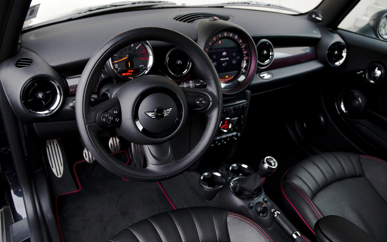 2012 Mini Cooper S Clubman Hampton Interior Photo 8