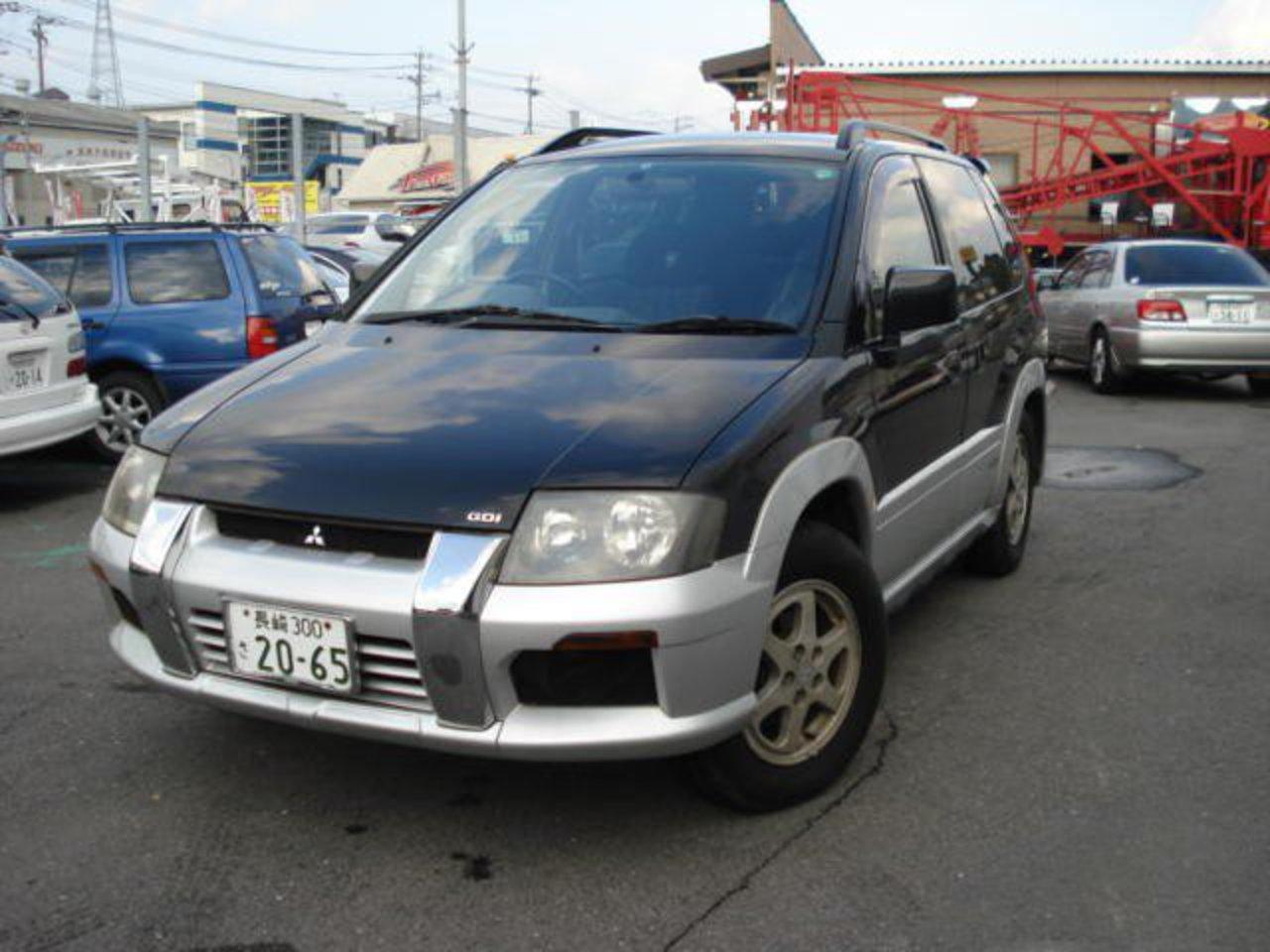 TopWorldAuto >> Photos of Mitsubishi RVR Sports Gear - photo galleries