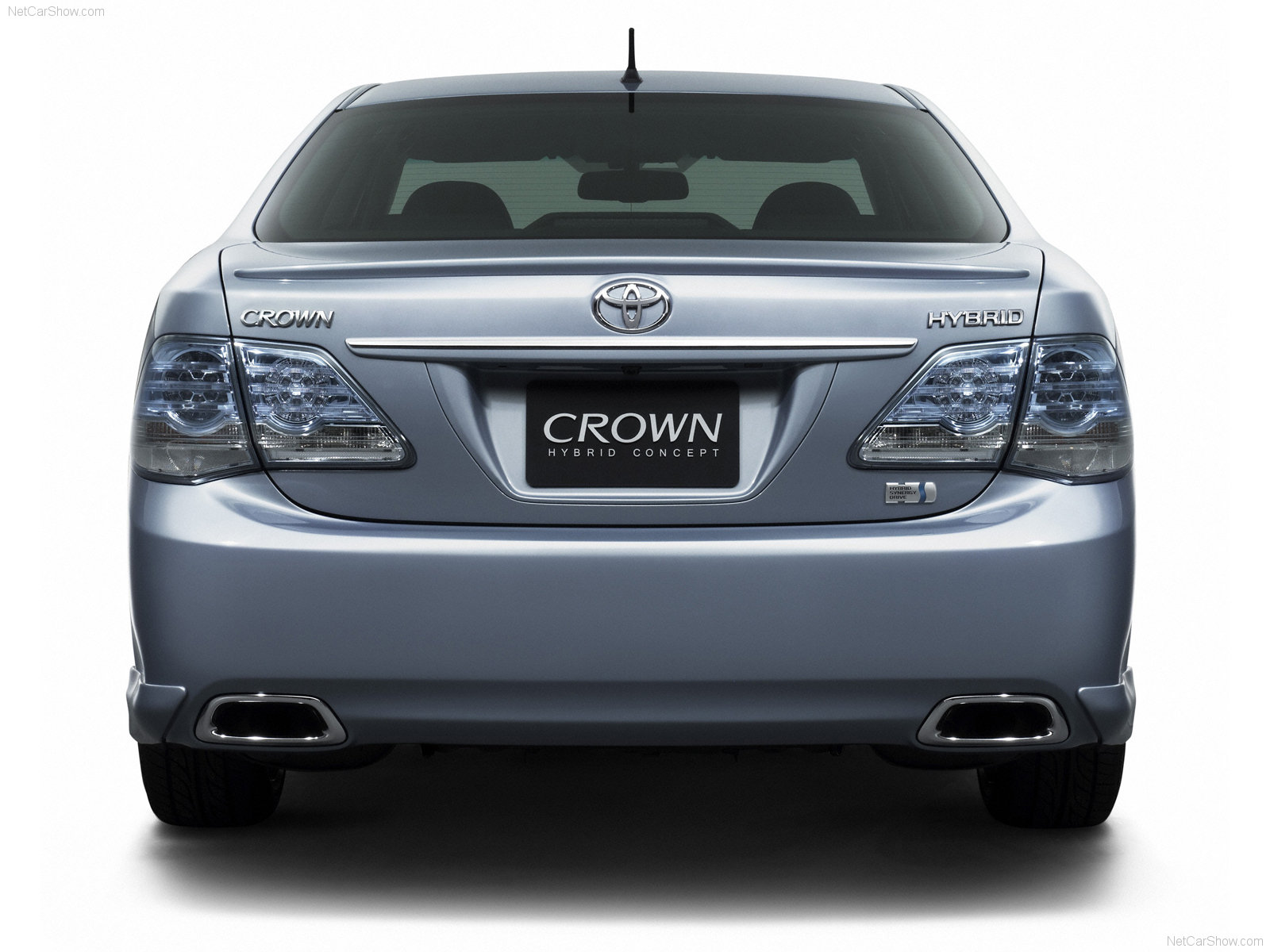 You can vote for this Toyota Crown Hybrid photo