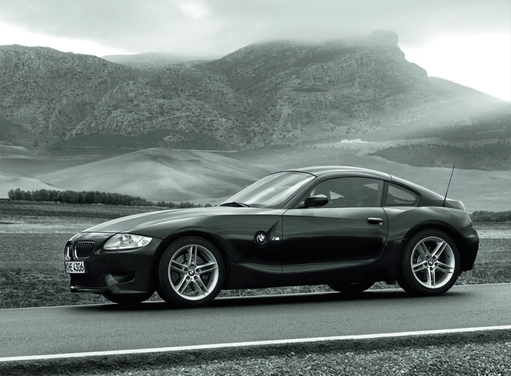 2006 BMW Z4 M Coupe, 2007 BMW Z4 M Coupe picture