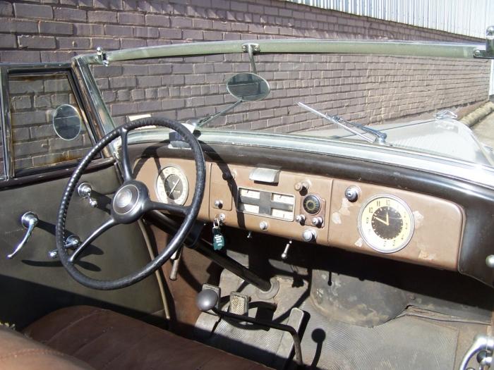 TopWorldAuto >> Photos of Packard 115C coupe - photo galleries