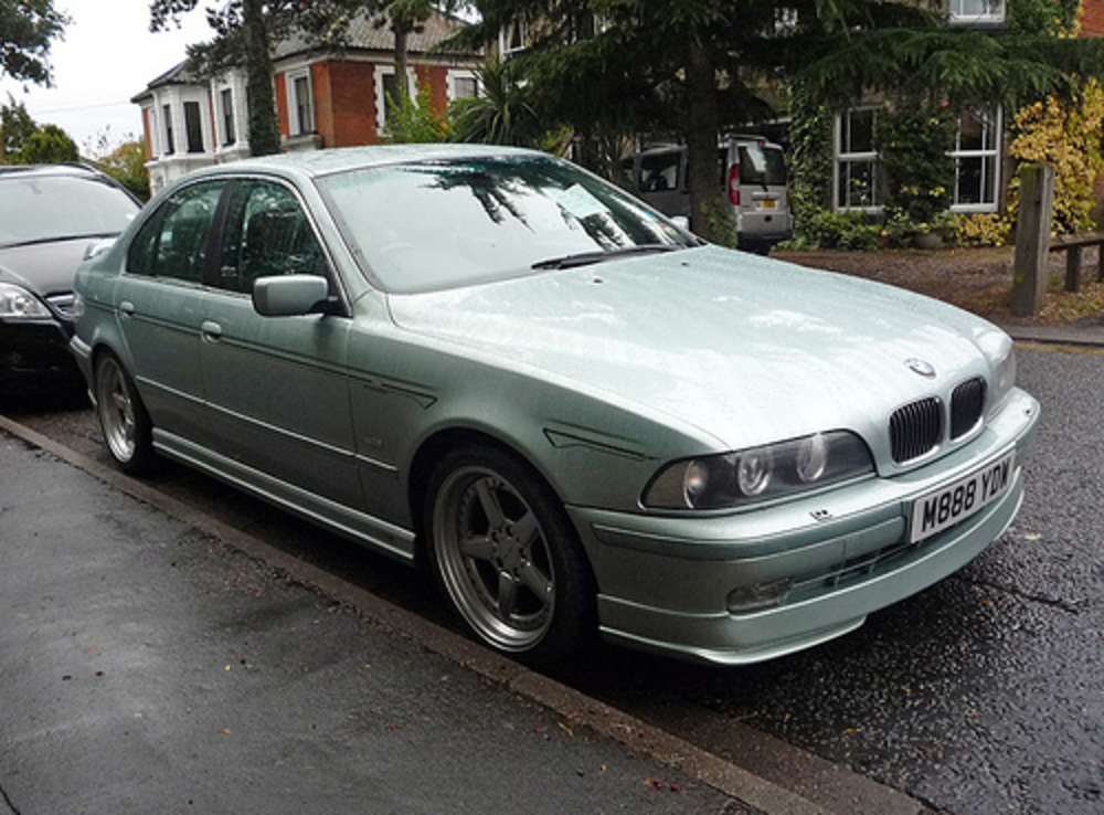 1998 BMW 540i AC Schnitzer - a photo on Flickriver