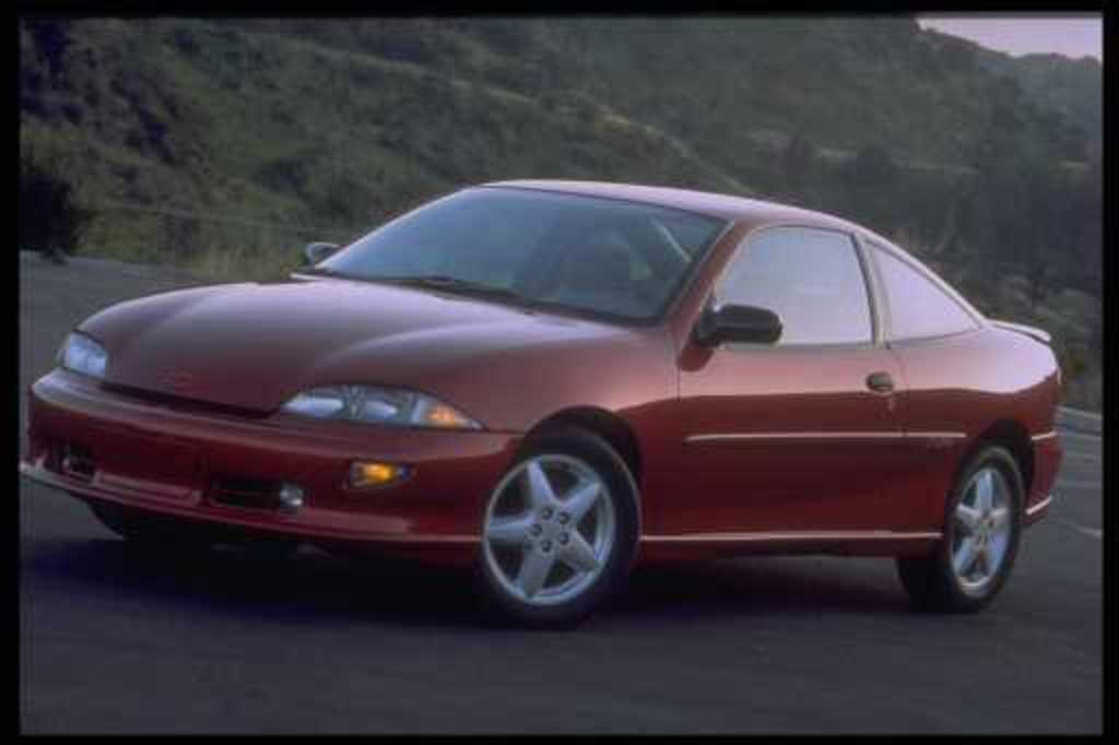 1996 Chevrolet Cavalier Review