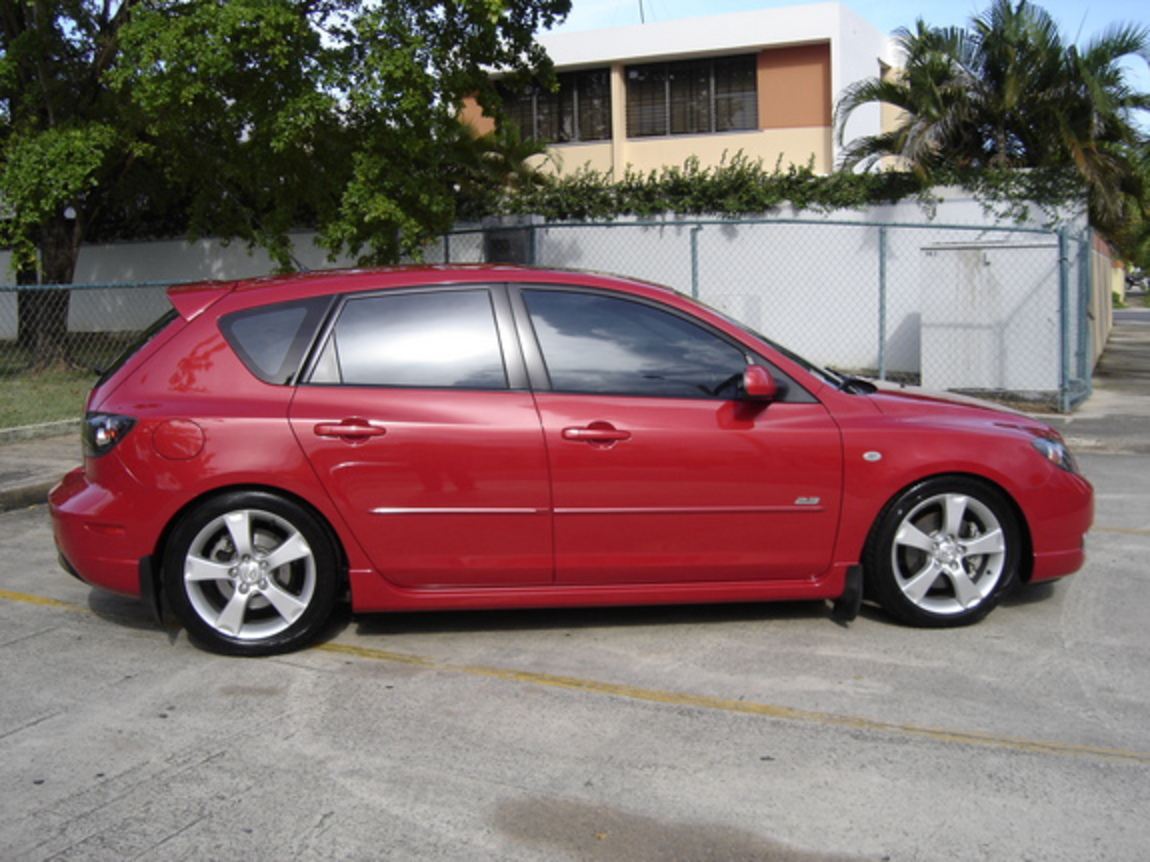 Mazda 3 SP-5 - huge collection of cars, auto news and reviews, car vitals,