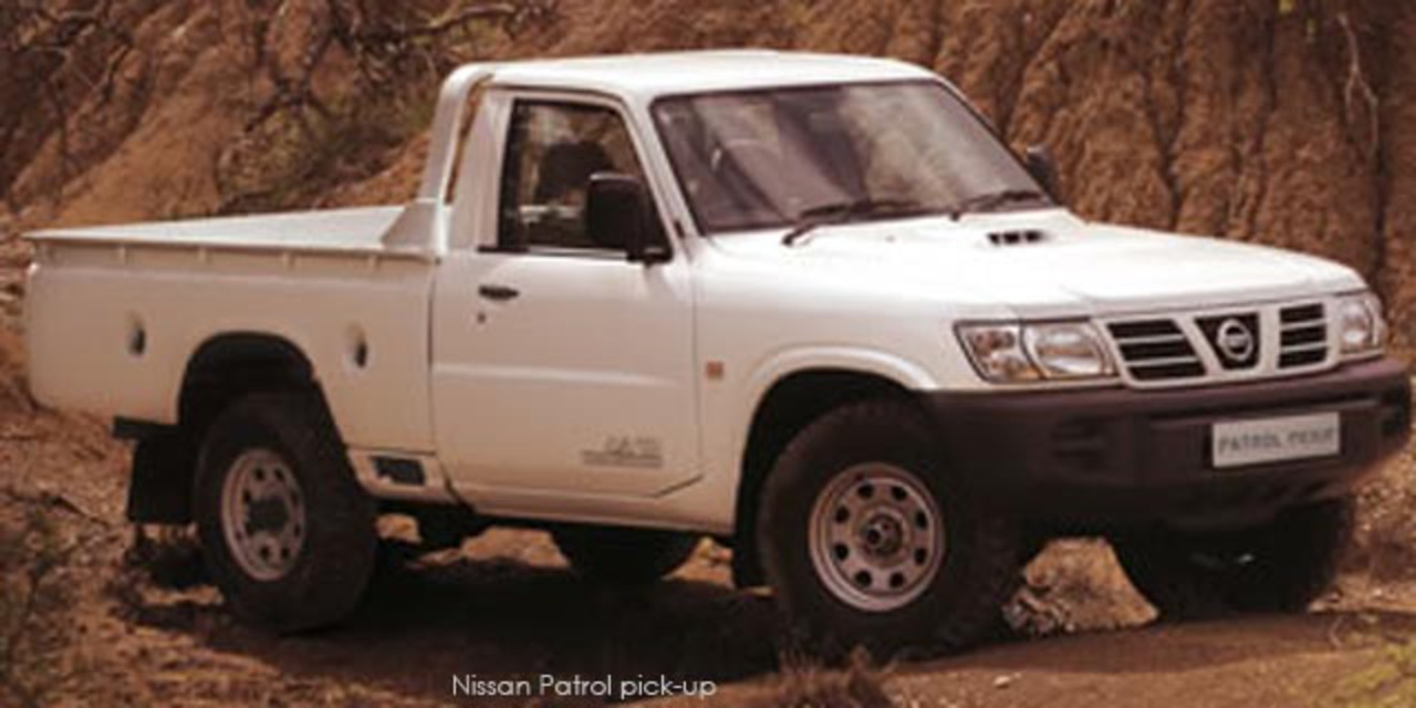 Nissan Patrol 30 Tdi - huge collection of cars, auto news and reviews,