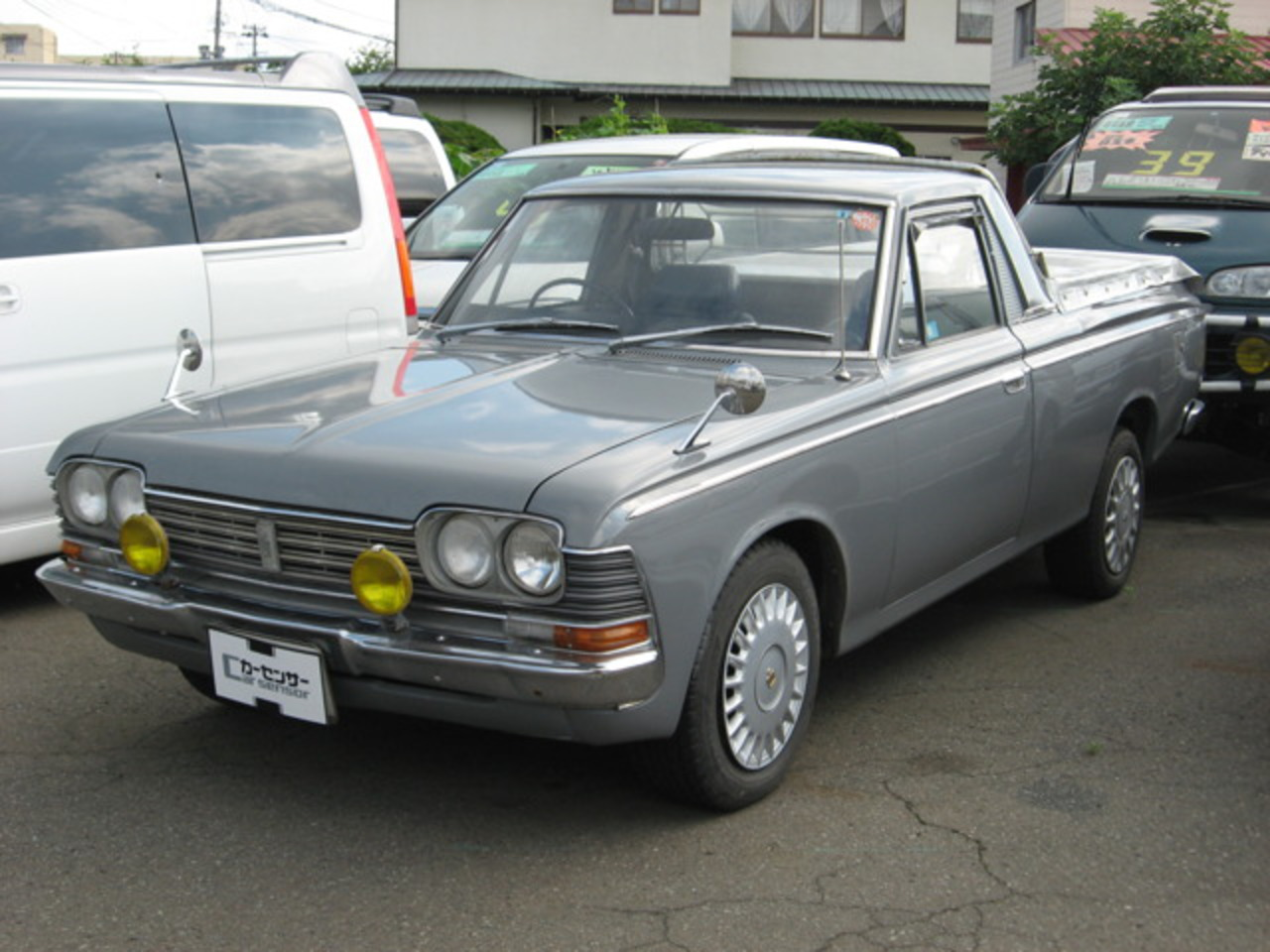 1969 TOYOTA CROWN PICKUP