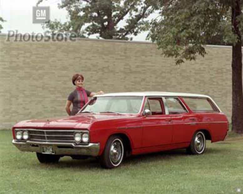 1966 Buick Special Station Wagon