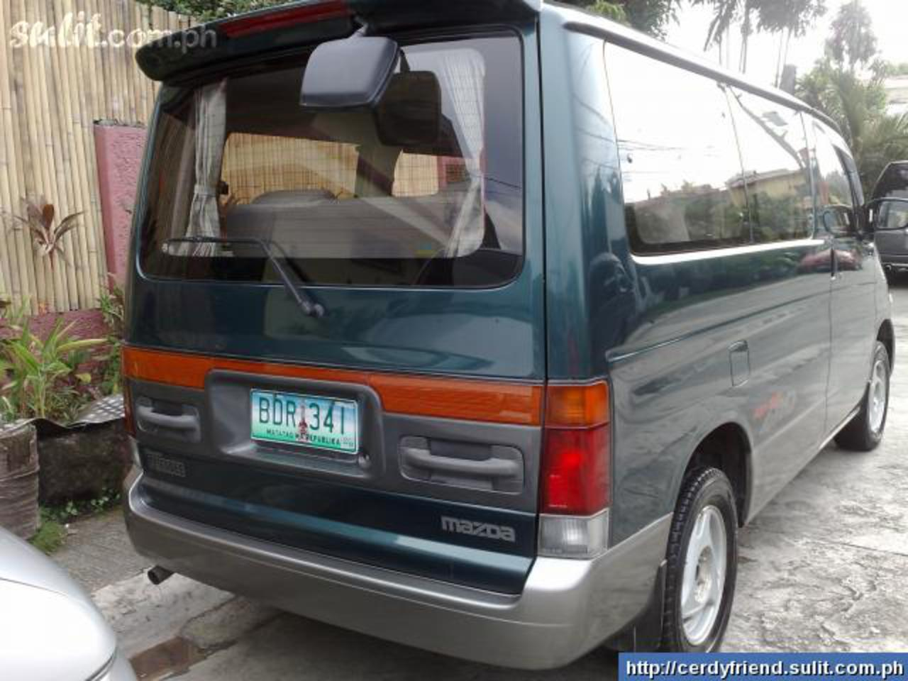 Mazda Bongo Friendee 4WD 2009 arrived. Image 7 of 7
