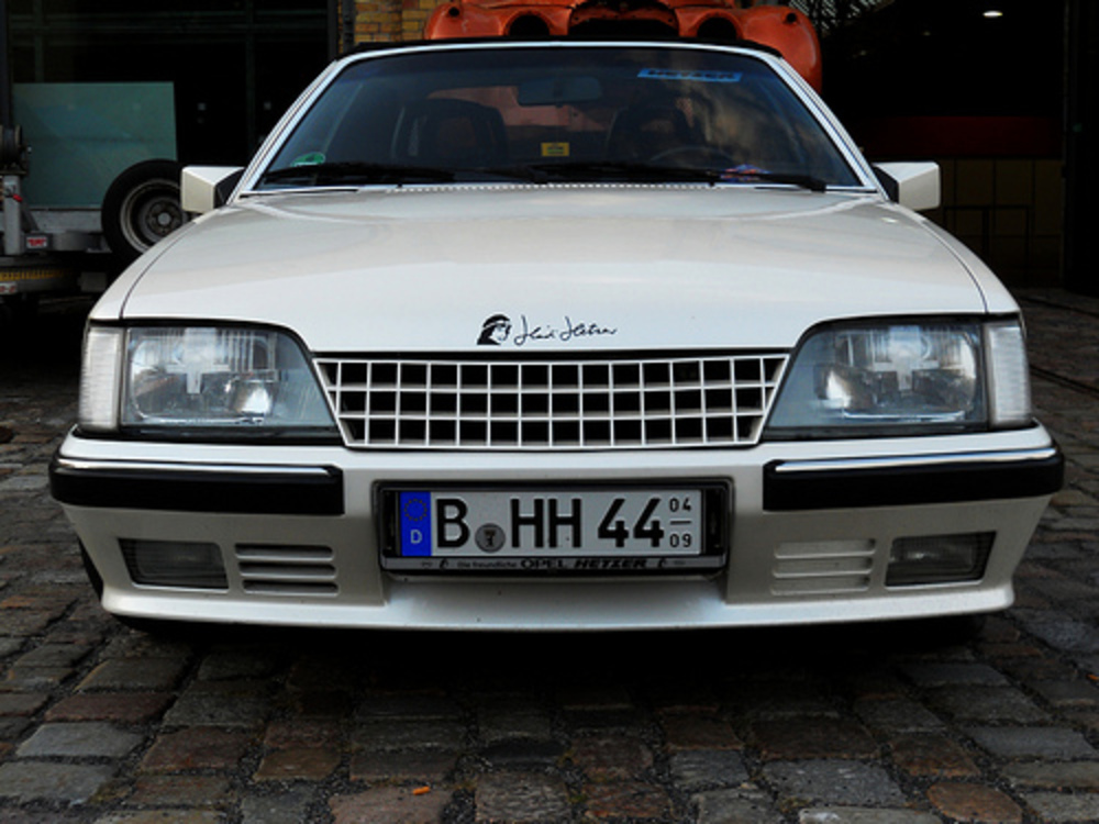 Opel Monza GSE cabrio by Keinath. View Download Wallpaper. 500x375. Comments