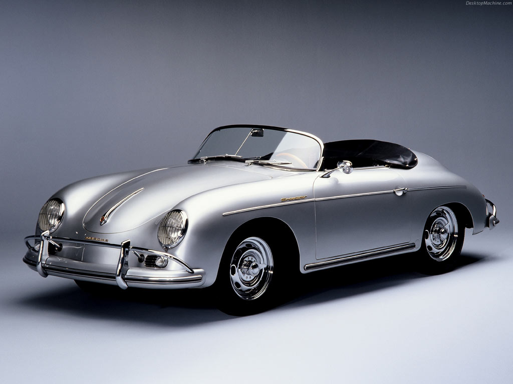 Porsche 356 (635 comments) Views 40391 Rating 8
