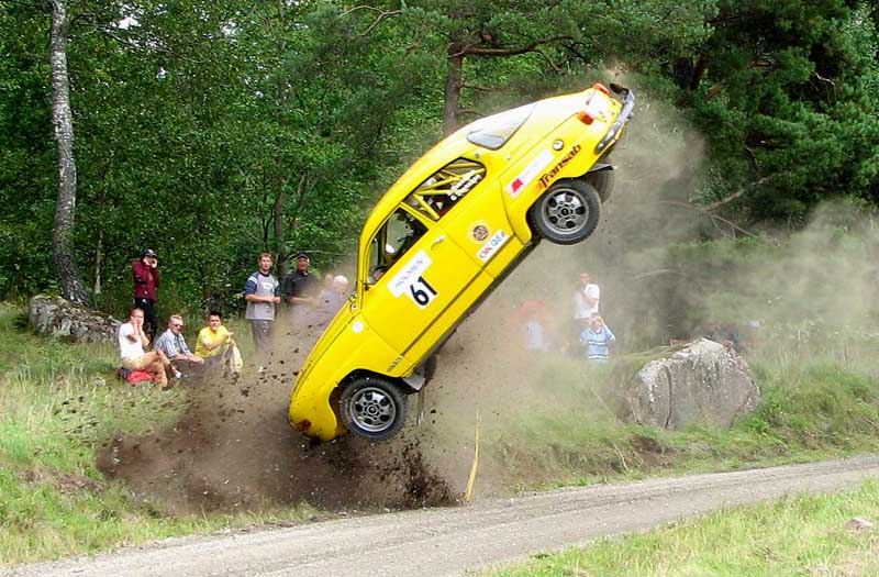 SAAB 96 V4 Rally - cars catalog, specs, features, photos, videos, review,