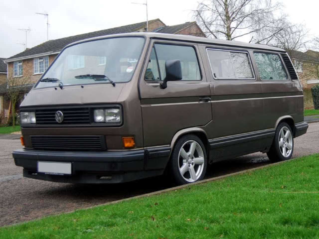 Volkswagen T3 Multivan. View Download Wallpaper. 640x480. Comments