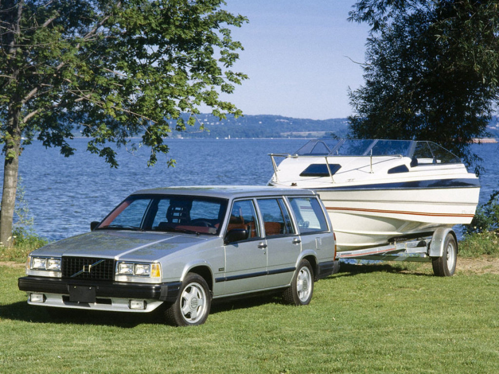 TopWorldAuto >> Photos of Volvo 740 Turbo Estate - photo galleries