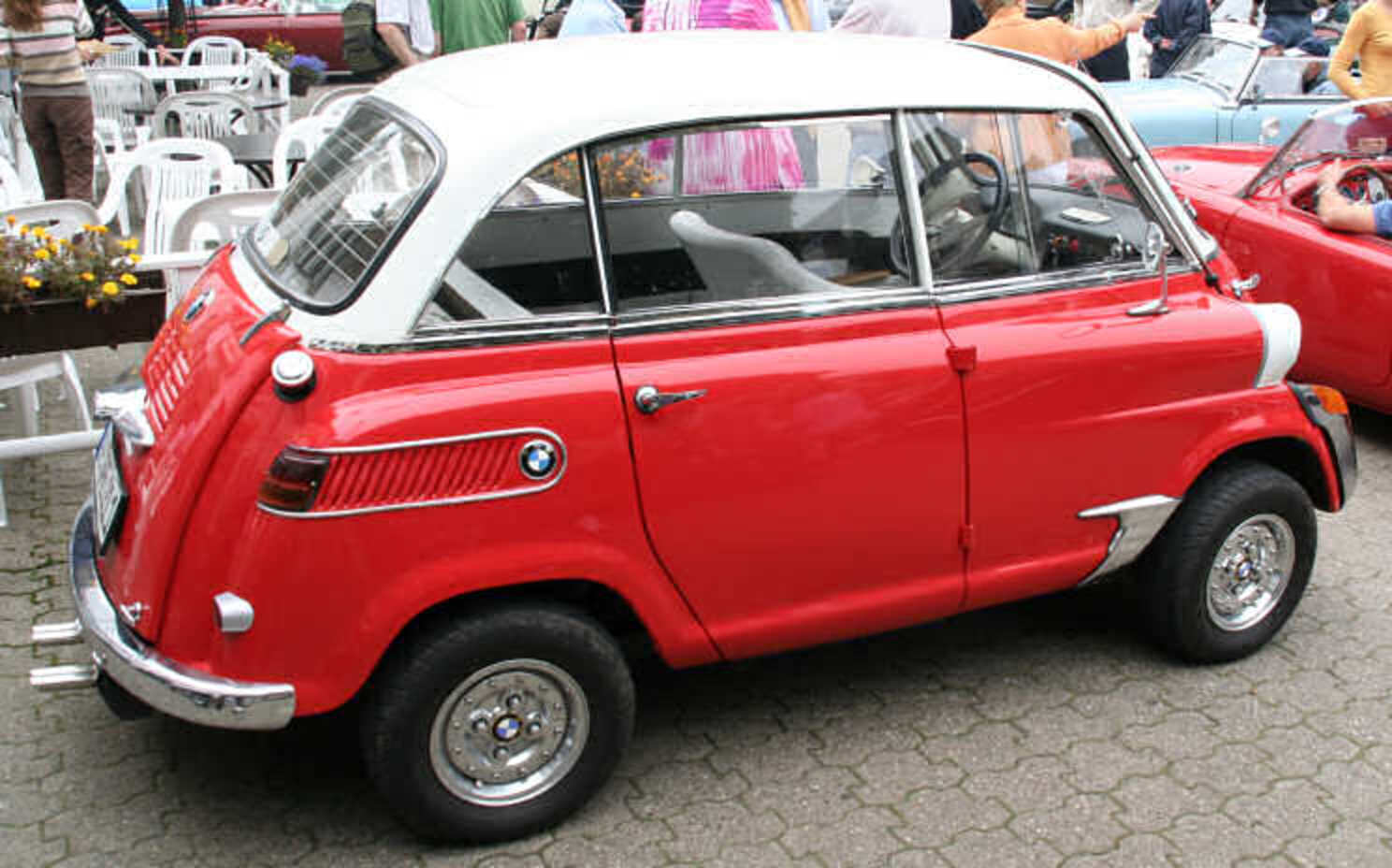 File:BMW 600 Rear.jpg. No higher resolution available.