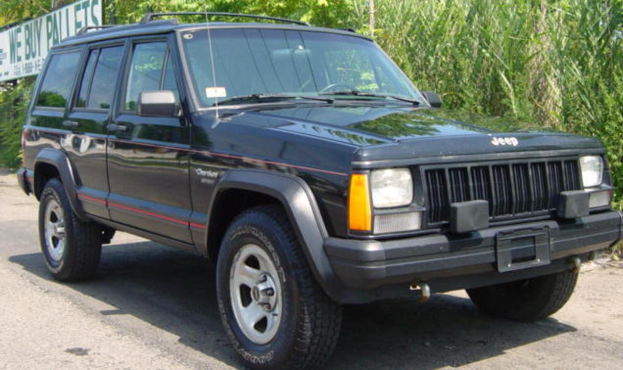 Topworldauto Photos Of Jeep Cherokee Sport Photo Galleries 1996 Xj Fuse Box Diagram This Is Not My Actual But It Looks Quite Similar