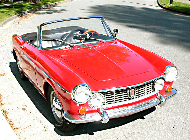 Looking for a Fiat 1500 Spider. - Alfa Romeo Bulletin Board & Forums