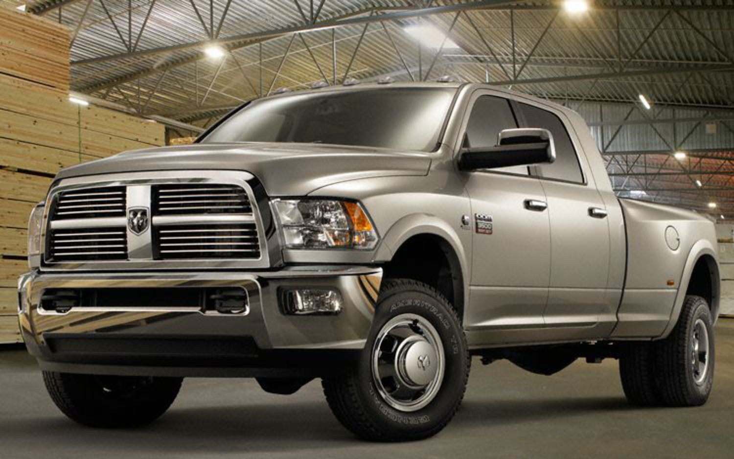 2010 Dodge Ram 3500: The Ram 3500 provides something for everyone with the