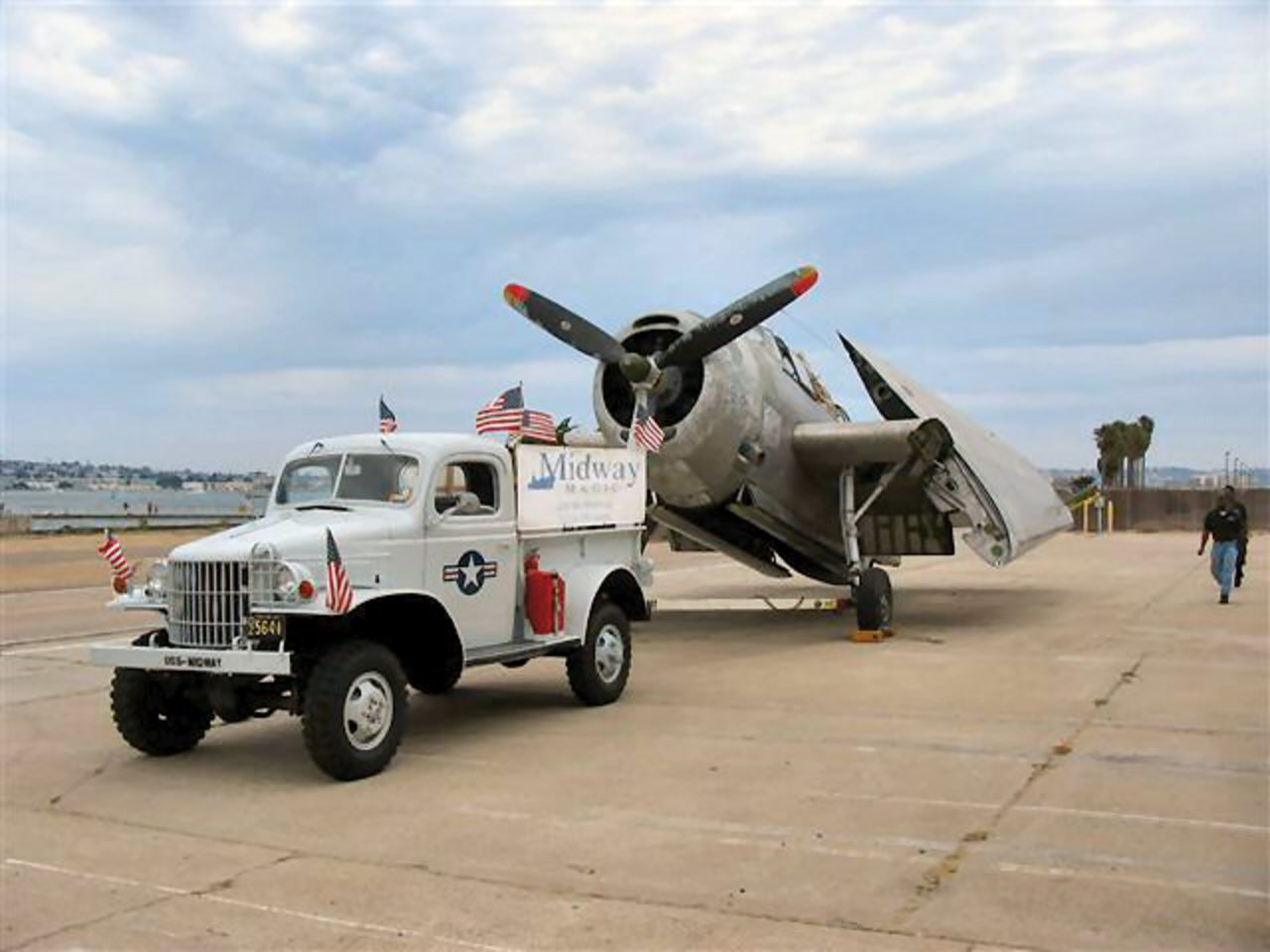 Dodge 12 Ton 4x4 Power Wagon WC-24 Command Car - huge collection of cars,