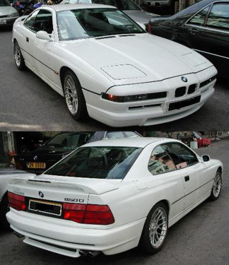 BMW 8-Series E31 (All years) AC Style Ground Effects Kit