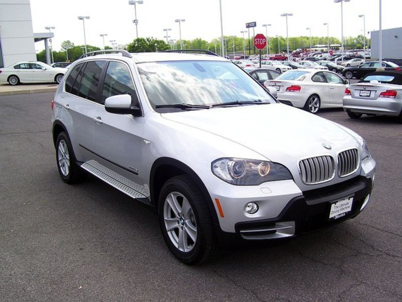 2009 BMW X5 48i AWD in Cicero, New York
