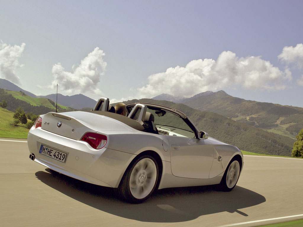 BMW Z4 M Roadster 2565 HD Wallpapers ID 3496