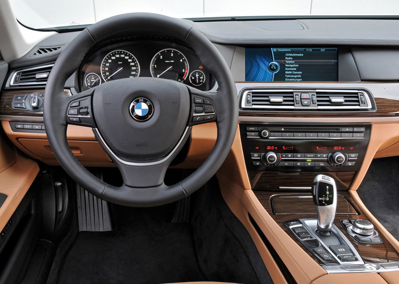 Return to article 2009 BMW 730d