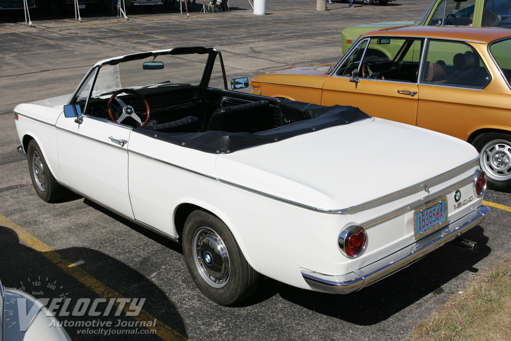 BMW 1600 Cabrio. View Download Wallpaper. 1024x683. Comments